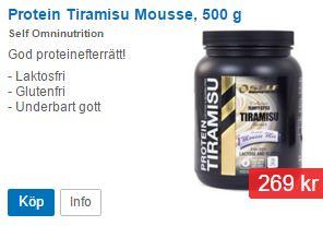 tiramisu med protein