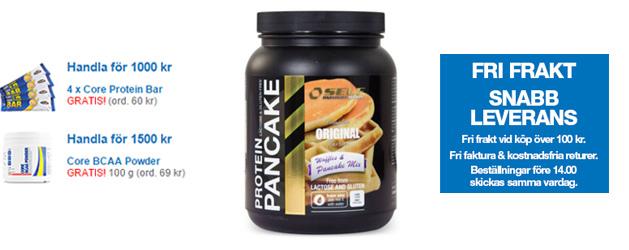 self protein pannkakor
