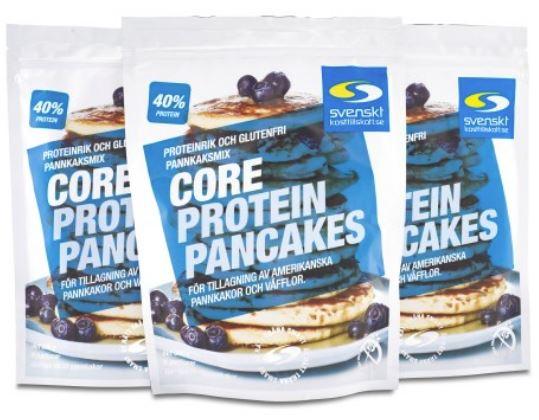 core proteinpannkaka